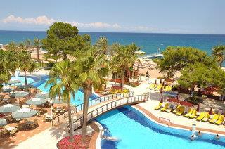 Hotel Boran Mare Beach Club - Göynük - Türkei