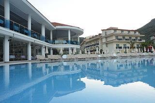 Hotel Montebello - Türkei - Dalyan - Dalaman - Fethiye - Ölüdeniz - Kas
