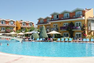 Hotel Club Alla Turca - Dalyan - Türkei