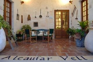 Hotel Finca Alcaufar - Spanien - Menorca
