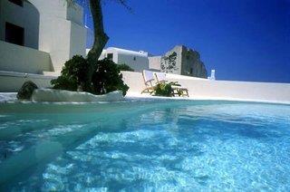 Hotel Zannos Melathron - Griechenland - Santorin