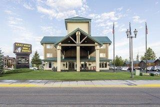 Hotel Gray Wolf Inn & Suites - USA - Montana