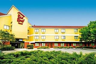 Hotel Red Roof Inn San Antonio Seaworld Northwest San