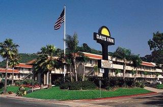 Hotel Days Inn Seaworld San Diego - USA - Kalifornien