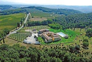 Hotel Casolare Le Terre Rosse - Italien - Toskana