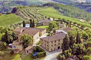 Hotel Riserva Di Fizzano & Rocca Delle Macie - Italien - Toskana