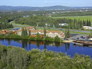 Hotel Pike´s Waterfront Lodge - USA - Alaska