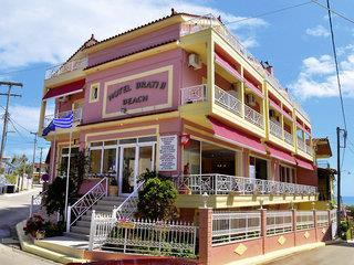 Hotel Brati Beach - Arkoudi - Griechenland