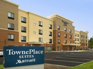 Hotel TownePlace Suites Alexandria Fort Belvoir - USA - Virginia & West Virgina