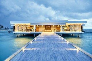 Hotel RIU Atoll - Malediven - Malediven