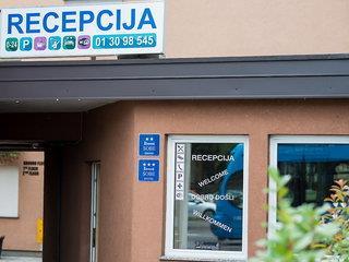 Integralni Hotel & Hostel Zagreb - Kroatien - Kroatien: Mittelkroatien