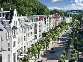 Hotel Villa Stolzenfels - Deutschland - Insel Rügen