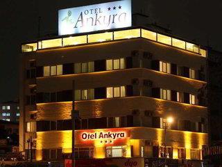 Ankyra Hotel - Türkei - Türkei Inland