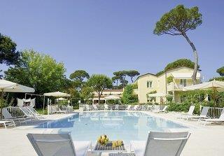 Hotel Roma Imperiale Villa - Italien - Toskana