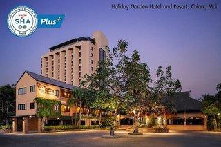 Hotel Holiday Garden - Thailand - Thailand: Norden (Chiang Mai, Chiang Rai, Sukhothai)