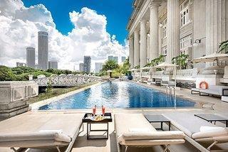Hotel The Fullerton Singapur - Singapur - Singapur