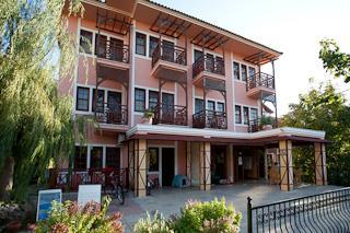 Hotel Pink Palace - Türkei - Dalyan - Dalaman - Fethiye - Ölüdeniz - Kas