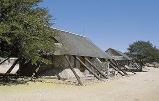 Hotel Kgalagadi National Park & Twee Rivieren - Kgalagadi National Park - Südafrika