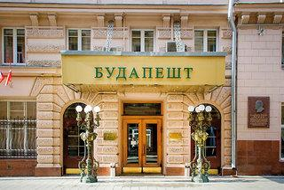 Hotel Budapest - Russland - Russland - Moskau & Umgebung