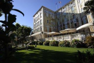 Hotel Grande Albergo Ausonia & Hungaria - Venezia Lido - Italien