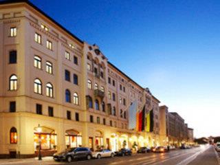 Hotel Kempinski Vier Jahreszeiten München - Deutschland - München