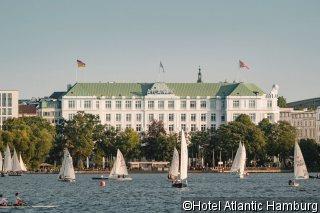 Hotel Kempinski Atlantic Hamburg - Deutschland - Hamburg