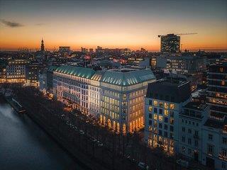 Hotel Fairmont Vier Jahreszeiten Hamburg - Deutschland - Hamburg