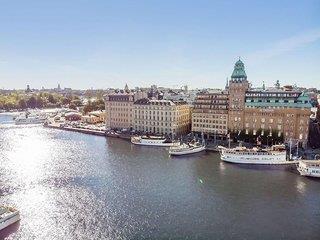 Hotel Radisson Blu Strand Stockholm - Schweden - Schweden