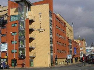 Hotel Holiday Inn Express Glasgow City Riverside