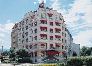Hotel Eden Genf - Schweiz - Genf