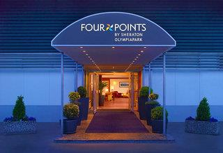 Hotel Four Points by Sheraton Olympiapark