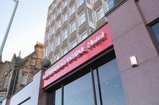 Hotel Jurys Inn Edinburgh - Großbritannien & Nordirland - Schottland