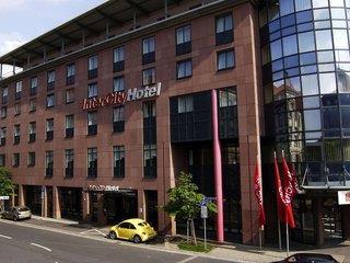 Hotel Intercity Erfurt - Deutschland - Thüringen