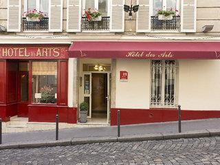 Hotel Des Arts - Paris - Frankreich