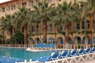 Hotel Palmiye Side - Türkei - Side & Alanya