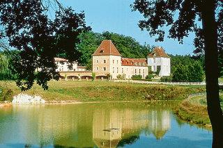 Hotel Manoir Le Grand Vignoble Chateau - Frankreich - Aquitanien