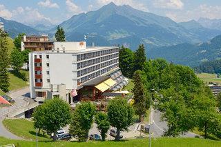 Hotel Central Residence Leysin - Schweiz - Waadt & Jura & Neuenburg