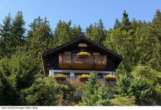 Hotel Tschuggen - Schweiz - Wallis