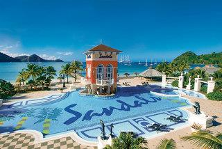 Hotel Sandals Grande St.Lucian Beach Resort - Saint Lucia - St.Lucia