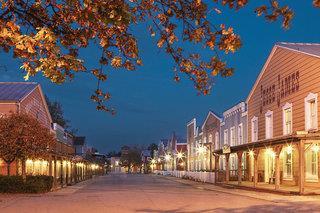 Hotel Disney's Cheyenne - Frankreich - Disneyland Paris