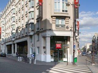 Hotel Ibis Gare Du Nord Chateau Landon - Frankreich - Paris & Umgebung