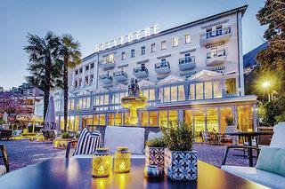 Hotel Belvedere Locarno - Schweiz - Tessin