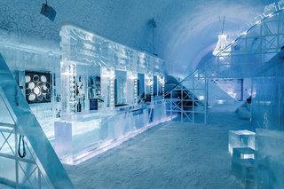 Ice Hotel Jukkasjärvi - Schweden - Lappland Schweden