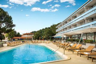 Hotel Marina Moscenicka Draga - Kroatien - Kroatien: Kvarner Bucht