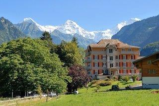 Hotel Berghof Wilderswil - Schweiz - Bern & Berner Oberland