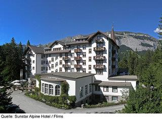 Hotel Sunstar Flims