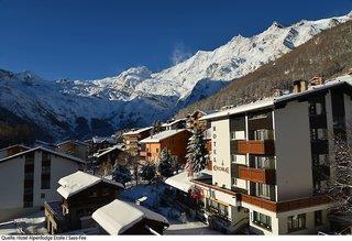 Erlebnishotel Etoile Saas Fee - Schweiz - Wallis