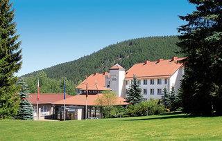 Waldhotel Berghof Luisenthal - Deutschland - Thüringer Wald