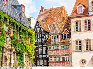 Hotel Alt Quedlinburger Hof - Quedlinburg - Deutschland