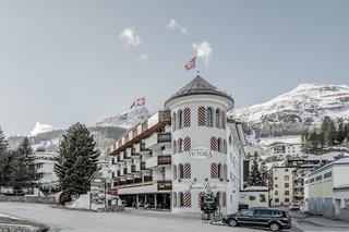 Hotel Turm Victoria Davos - Schweiz - Graubünden
